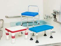 バリアフリールームお風呂椅子(ご予約はホテルまでお問い合わせ下さい)