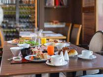 【マレ・ドール】和洋朝食バイキング