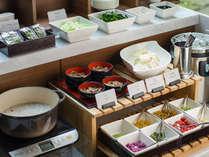 【マレ・ドール】朝食バイキングは和食コーナーも充実!
