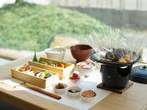 【クラブラウンジ】1日先着30名様限定にて 金沢を感じられるラウンジ特製のご朝食