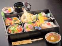 【冬の特別夕食・松花堂】大満足☆海鮮鍋がついて♪中身アップグレードで♪【夕食付☆海鮮鍋松花堂プラン】