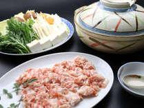 【しゃぶしゃぶ鍋】ビジネスプラン用のしゃぶしゃぶ鍋!他、田舎家庭料理もご用意しております!