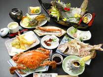 【魚!魚!魚!豪華天草海の幸♪】海賊グルメコース≪1泊2食付≫