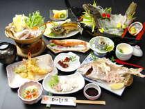 【天草樋島旬の地魚楽しみ隊♪】地魚新鮮組コース≪1泊2食付≫