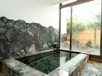 内風呂と露天風呂は15:00~21:30まで、翌朝6:30~9:00まで入浴できます