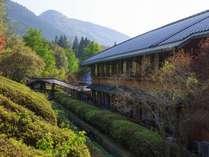 名苑と名水の宿 梅園