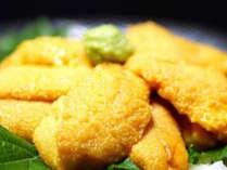【旬の雲丹(うに)】キラキラ丼で有名な南三陸のウニ丼。※5月2日から、南三陸で水揚げされます。