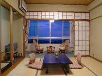 【和室】広さは8畳。お手頃価格が嬉しいお部屋です。