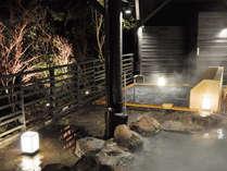 鹿児島唯一のジャグジー付き露天寝湯が御座います。