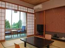 南館【和室8畳】お手頃価格が嬉しい8畳の和室です。