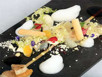 【OTUKURI◆夕食一例】新鮮な海の幸を新しい感覚で・・・