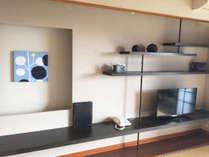 デザイナーズ和室のお部屋デザイン多は種多様!客室毎の雰囲気に合わせて改装されています。