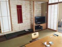 【デザイナーズ和室(一例)】有名デザイナーより改装されたモダン風な和室8畳