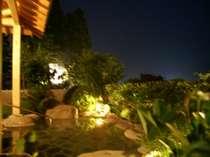 夜はお星様やお月様を眺めながらゆったり湯あみを楽しんで下さい