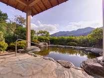 *【貸切 里山露天風呂「沢子の湯」】癒しのプライベート空間。