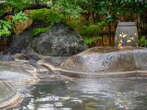*【貸切露天風呂】自家源泉100%の美肌の湯