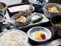 *【朝食一例】朝のスタートはおいしいごはんから!