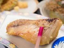 *【夕食一例】西京焼き