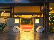 酩庭の宿ホテル甲子園の玄関