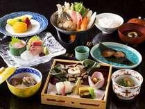 伊豆の恵みを集めた磯会席をお部屋食で~今井荘の礼をつくした「おもてなし」プラン(2食付き)