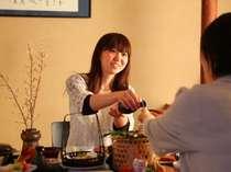 【和食】板長が心を込めて作る和食で幸せなひとときを