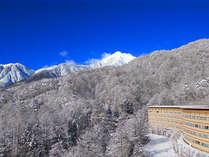 北アルプスに抱かれた山岳リゾート ホテルアンビエント安曇野