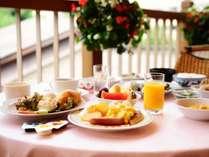 【ブレックファストバイキング】素敵な1日は美味しい朝食から!