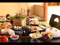 ◇◆料理長こだわりの和食会席をお愉しみください◆◇