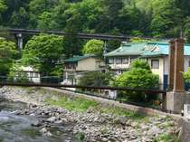 金色夜叉起草旅館 清琴楼 (栃木県)