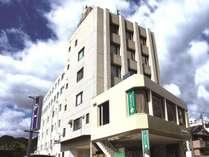 ステーションホテル新宮(外観)