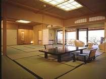 【極上のお休み】お部屋のお風呂もかけ流しの白濁湯!露天風呂付き客室 別邸「奥の樹々」