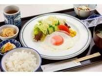 妙高矢代産コシヒカリを使った和食セット