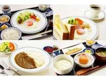 サンプラザホテルの選べる朝食