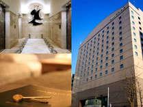 札幌駅&大通エリアが徒歩圏内で観光・ショッピング・ビジネスなどにも便利な街中ホテル。