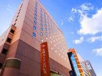 ホテル札幌ガーデンパレス外観