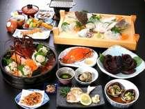 日間賀島の新鮮な旬の海幸がギュッっと凝縮★人気の【グルメ】料理一例