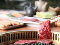 【直前予約】 ●焼肉食べ放題プラン★露天風呂しいばの湯併設セルフ式レストラン「山法師」にて
