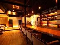 【ラウンジ】お酒と音楽を楽しめる「mellow monk」で大人な時間をお過ごし下さい/例