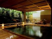 室生の湯女性 源泉かけ流し美肌成分メタケイ酸豊富なやさしいお湯を24時間楽しめます。