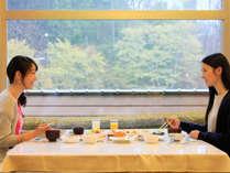 【朝食】ごゆっくりとお楽しみください。