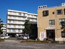 *外観/平塚駅徒歩5分&海まで10分!ビジネス出張や湘南観光の拠点に便利。
