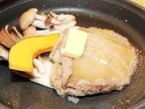 【三陸産アワビまるごと1個を陶板焼きで♪】贅沢グルメ◆太平洋の海の幸プラン