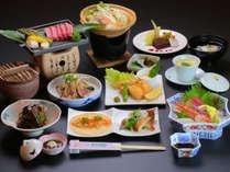 【S】当館人気No.1♪スタンダードプラン ◆季節の味を詰め込んだ和洋会席