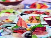 【海鮮料理プラン】季節の海の幸をご堪能下さい!!