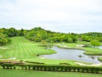 *ゴルフコース/複雑なコースから、初心者コースまでたくさんのパターンがあります。