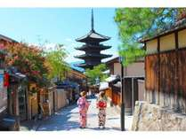 夏限定特別プラン 京都の街並みを浴衣YUKATAで満喫プラン!ミックスドミトリー