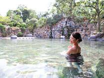 源泉かけ流しだからこそ、玉造温泉の美肌の湯を実感していただけます。