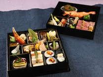 【四季の玉手箱プラン】ご夕食/和洋折衷のテイクアウト限定BOX ※イメージ