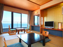 海側和室 [Sea View]Japanese-Style Room
