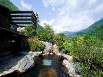 奥飛騨の格安ホテル 穂高荘 山月